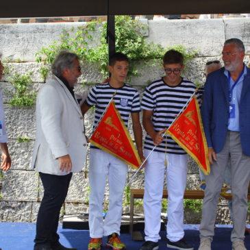Voga Veneta: Alessandro e Tommaso vincitori alla Regata Sprint dea Sensa