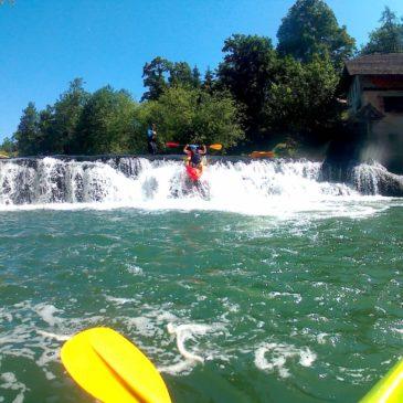 Canoa-kayak: Trasferta in Slovenia