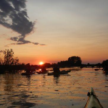Canoa-kayak: Uscita sul Mincio