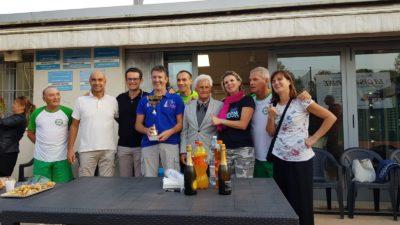 """Tennis: successo nel """"Riviera del Brenta"""""""