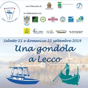 Gemellaggio con Canottieri Lecco e Gruppo Manzoniano Lucie