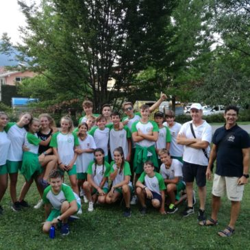 Trofeo canoagiovani e Meeting delle regioni
