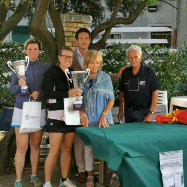 Tennis: Concluso il Memorial Bertan