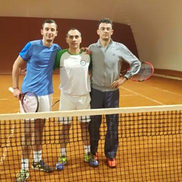 Tennis: Coppa Comitato, buona anche la seconda