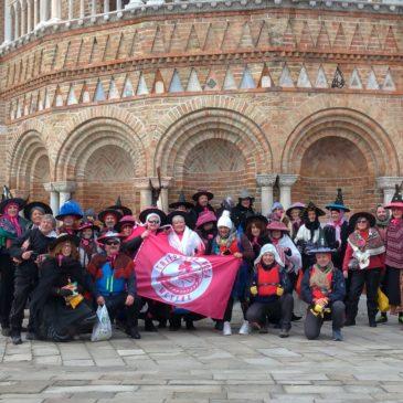 Canoa-kayak: Befane in dragon boat per Murano e Venezia
