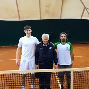 Tennis: Rodeo di Terza, trionfa Cavaldoro!