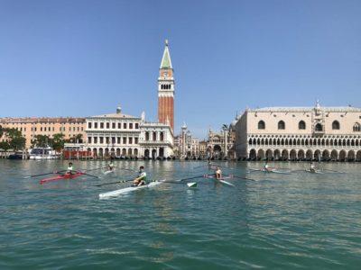 Canottaggio: omaggio a Venezia e alla nostra Laguna!!☘️👍🏻💪🏻