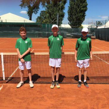 Tennis: U14 sugli scudi