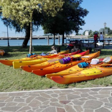 Canoa-kayak: Domenica 5 luglio – Escursione a Malamocco