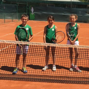 "Tennis: weekend ""a squadre"""