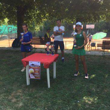Tennis: successi bianco-verdi