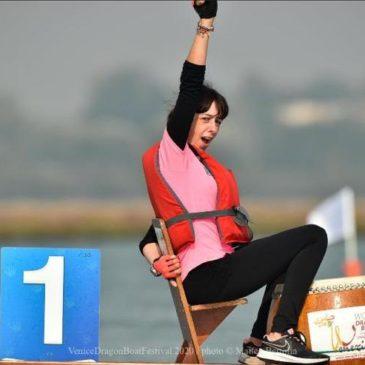 Trifoglio Rosa: Un successo al Venice International Dragon Boat Festival