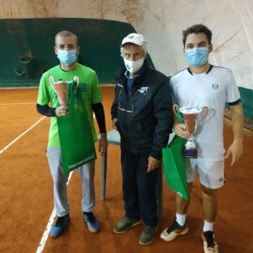 Tennis: Rodeo di Terza, vince Candiani