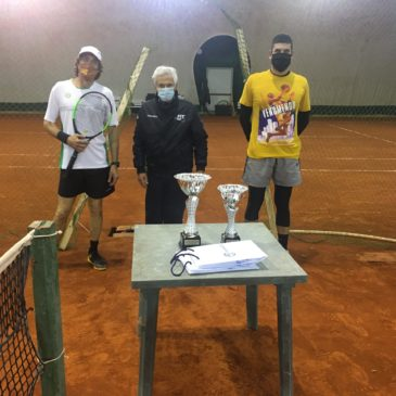 Tennis: Scalabrin si aggiudica il Rodeo di Quarta